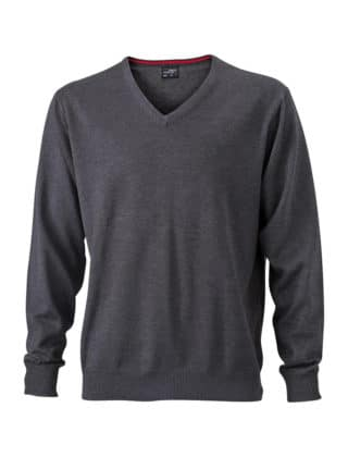 Pull Col V Homme – Personnalisable