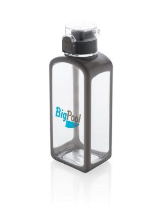 Bouteille d'eau étanche en tritan Squared – Personnalisable