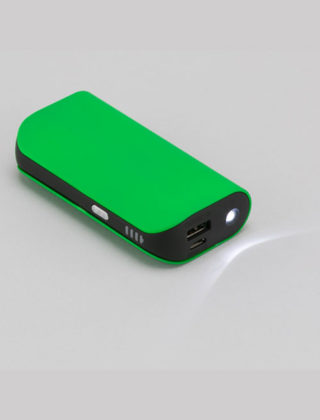 Power bank trio 2600 mAH – Personnalisable
