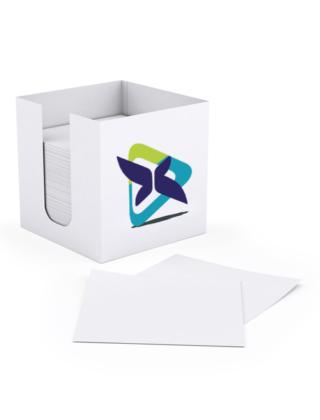 Boîte Carton pour Bloc-Notes