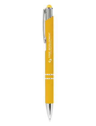 Stylo Bille B-Crosby Soft Touch Stylet – Personnalisable