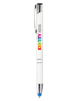 Stylo Bille Crosby Rainbow Stylet – Personnalisable